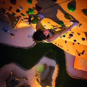 Climbing Excalibur